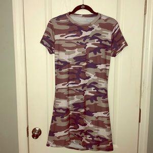 Dresses & Skirts - Cute Camo Dress
